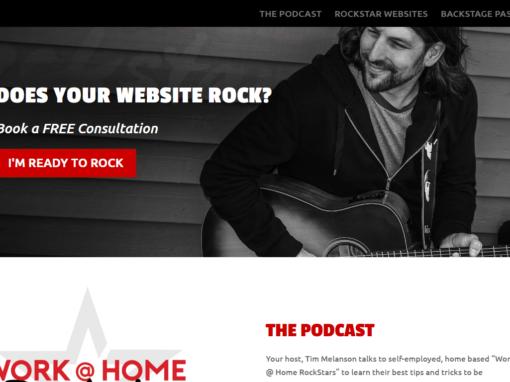 Work @ Home RockStar