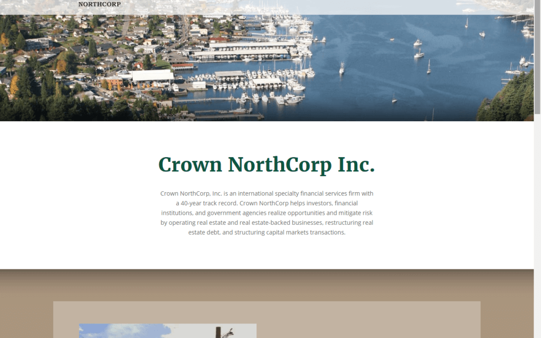 Crown NorthCorp